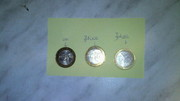 10 рублёвые монеты