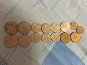 Продам монеты ,  срочно.