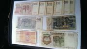 Монеты, деньги купюры