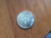 Монета 25 рублей 2014год Сочи